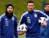 أخبار ميسي اليوم عن جلسة خاصة مع مدرب الأرجنتين فى برشلونة
