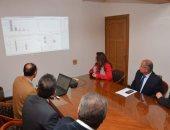محافظ دمياط تناقش آليات تنفيذ برنامج تطوير الخدمات الحكومية