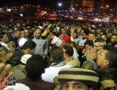 صور.. الآلاف يحتفلون بمولد السيدة نفيسة والتهامى يحيى الليلة الختامية
