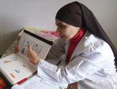 قوافل طبية من الشرطة لعلاج المواطنين بالمجان بمساكن عين شمس