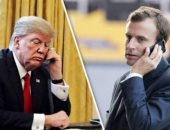 الرئاسة الفرنسية: ماكرون تحدث مع ترامب بشأن الحاجة لإنهاء الحملة التركية فى سوريا