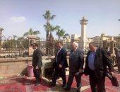 """وفد """"دينية البرلمان"""" ومحافظ الأقصر يتفقدون المسجد الأثرى سيدي أبو الحجاج.. صور"""