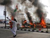 الهند تفرض حظر تجول فى جامو بعد تنظيم احتجاجات على هجوم كشمير