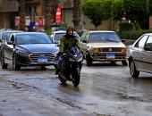 الأرصاد: فرص سقوط الأمطار مستمرة 48 ساعة.. وانخفاض درجات الحرارة الخميس