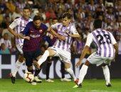 ترتيب الدورى الإسبانى بعد نهاية مباريات الأحد.. برشلونة يغرد في الصدارة