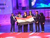 غادة والى تشهد افتتاح الملتقى الثالث لفنون ذوى الاحتياجات الخاصة