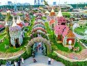 """فاينانشال تايمز تسلط الضوء على اختار """"دبى جاردن"""" ضمن أفضل 50 حديقة عالمية"""