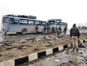إصابة 6 أشخاص فى اشتباكات مع الشرطة الهندية بكشمير