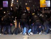 ألمانيا تعلن اعتقال 250 متظاهرا وإصابة 50 شرطيا خلال فض مسيرات عيد العمال
