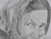 رفاعى يشارك برسوماته: أحلم بامتلاك أكاديمية لتعليم الفنون التشكيلية