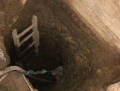 حبس ربة منزل ومقاول لاتهامهما بالتنقيب عن الآثار في منشأة ناصر