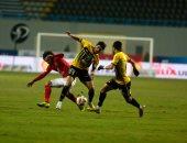 انطلاق مباراة الأهلى والإنتاج الحربى فى الجولة الثانية للدورى