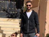 قصة صور.. عمرو السولية.. المدفعجى الجديد في القلعة الحمراء