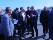 وزير النقل: رفع كفاءة الطريق الدولى الساحلى وتحويلة إلى حر لتسهيل حركة المرور