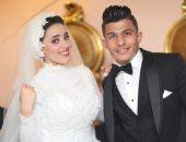 شاهد..حفل زفاف لاعب المصرى إسلام عيسى.. صور