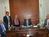 الجيزة توقع بروتوكولاً مع صندوق تحيا مصر لإنشاء شارع 306 بعدة أماكن