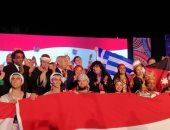 وزيرة الثقافة: مشاركة 23 فرقة من مختلف الدول بمهرجان أسوان رسالة أمان للعالم