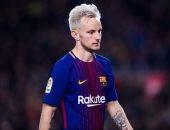 راكيتيتش خارج معسكر كرواتيا لحسم مستقبله مع برشلونة