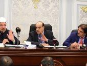 صور.. وزير الأوقاف: لدينا فيلا وقف تقدر بـ600 مليون مؤجرة بـ8 جنيهات فى الشهر