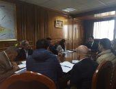 """القليوبية تناقش إنشاء """"أبليكشن"""" لرصد مخالفات التعدى على الأراضى"""