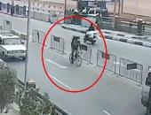 """""""اليوم السابع"""" ينفرد بنشر أول فيديوهات للإرهابى مرتكب حادث الدرب الأحمر"""