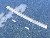 طائرة شمسية بدون طيار تسعى لالتقاط صور عالية الدقة للأرض من ارتفاع 20 كم