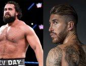 المصارع روسيف يدعو راموس لدخول عالم WWE