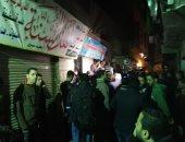 صور.. شهود عيان: انفجار الدرب الأحمر أسقط 3شرفات منازل وخرب عدد من المحال