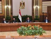 السيسى للجنة الأمريكية: مبادرة السادات للسلام عبرت عن حضارة شعب مصر العريق