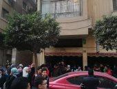 صور.. حى العمرانية يزيل عقارين مخالفين ويغلق مركزا للدروس الخصوصية