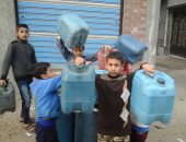 شكوى من تكرار انقطاع المياه فى كفر طهرمس بفيصل