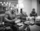 """""""نحات هوليوود"""" يستعد لـ Jumanji 2 بعد ساعات من انتهاء تصوير Hobbs & Shaw"""