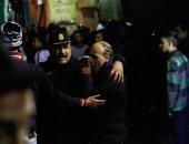 ارتفاع عدد شهداء الشرطة لثلاثة فى حادث الدرب الأحمر