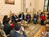 الكنيسة الإنجيلية بعد استضافة وفد أمريكى: نقدم صورة صحيحة عن مصر
