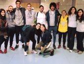 أبطال مصر فى الاسكواش يتوجهون إلى شيكاغو للمشاركة فى بطولة العالم
