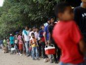 صور.. المئات فى فنزويلا يصطفون لصرف حصص الطعام بسبب الأزمة الاقتصادية