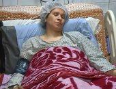 سيدة فيديو الدرب الأحمر: ضابط أنقذ حياتى ولن تنكسر مصر أبدا