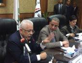 صور.. وزير التعليم يوافق على استلام أوارق المعلمين المتعاقدين بإيصال القيد العائلى