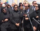 فيديو..بعد إعدام قتلة النائب العام.. شاهد وعد الرئيس السيسي بالقصاص