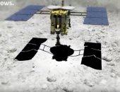 """وحدة إقلاع تابعة لمسبار صينى تعود إلى سطح القمر """"كى لا تلوث مداره"""""""
