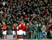جماهير مانشستر يونايتد الأكثر حضورا لمباريات الدوري الإنجليزي هذا الموسم