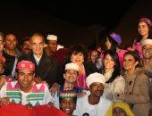 وزيرة الثقافة: مهرجان أسوان الدولى للفنون صفحة مشرقة فى قصة الريادة المصرية