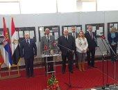 صور.. محافظ البحر الأحمر يفتتح معرض الوثائق التاريخية المصرية بصربيا