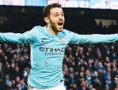 """ليفربول ضد مان سيتي.. السيتزنز يقلص الفارق 3-1 عبر سيلفا """"فيديو"""""""
