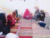 القومى للمرأة بالبحر الأحمر يمنح سيدات الجنوب شهادات أمان لدعم المرأة المعيلة