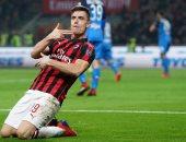 ملخص وأهداف مباراة ميلان ضد أمبولى فى الدوري الإيطالي