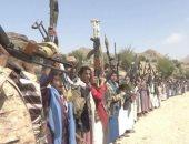 قبائل ذو يحيى اليمنية توقع عشرات القتلى فى صفوف الحوثيين