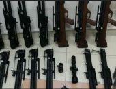 ضبط أسلحة نارية ومواد مخدرة وتنفيذ 1165 حكما قضائيا بحملة أمنية فى سوهاج