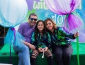 وسط العائلة والأصدقاء.. داليا البحيرى تحتفل بعيد ميلاد ابنتها × 5 صور