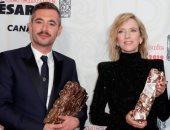 تعرف على أبرز الفائزين بجوائز César Film Awards لعام 2019